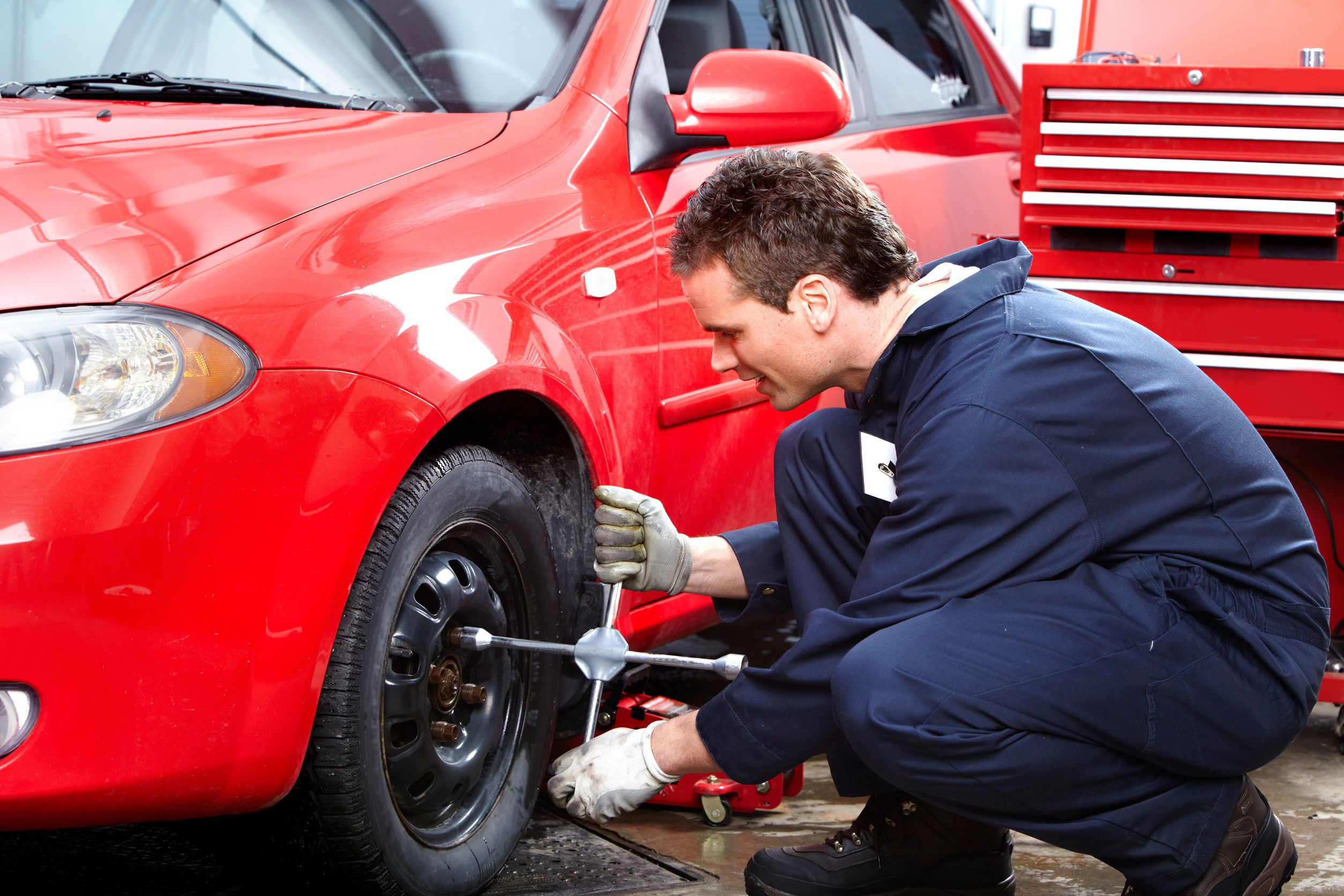 Car Repairs & Services in Ranchi