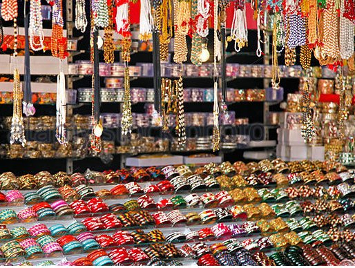 Bangles and Imitation Jewellery Shops in Ranchi
