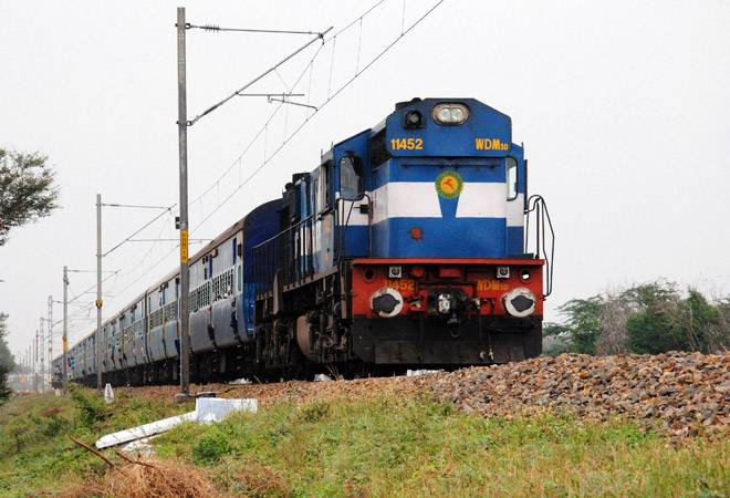 Train Ticket booking in Ranchi