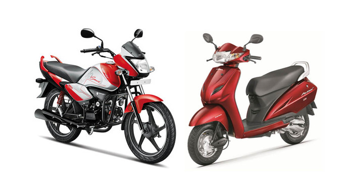 Two Wheeler Showrooms in Ranchi