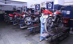 Two Wheeler Repair & Service Centers in Ranchi